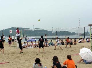 2006RSK杯香川県ビーチバレーさぬき津田フェスティバル