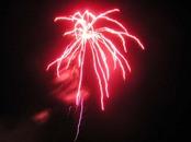 2006年津田祭りの花火①