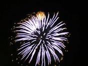 2006年津田祭りの花火②