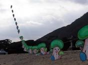 津田の凧揚げ大会6