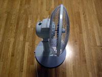 mitzの扇風機の写真