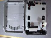NAS-01Gの内部の写真