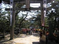 2008年 津田石清水八幡宮 春市の写真①