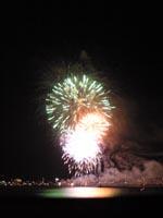 2008年第43回さぬき高松まつり花火大会の写真1