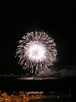 2008年第43回さぬき高松まつり花火大会の写真2