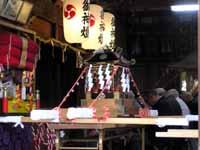 2008年津田の秋祭りの写真