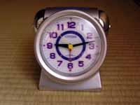 mitzの目覚まし時計の写真