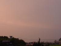 平成21年6月23日19時15分頃の鶴羽の写真