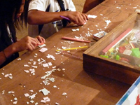 2009年津田まつり 定番の出店