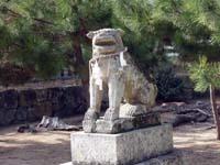 津田の神社のまちあるきにて