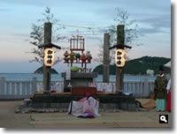 2010年津田の夏越 奉納舞