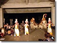 2010年津田の夏越 バリ舞踊