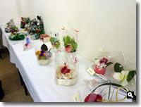 第6回KIMONO & 茶和会の展示品の写真①
