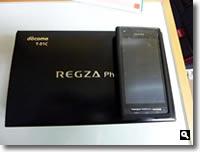Regza Phoneの写真②