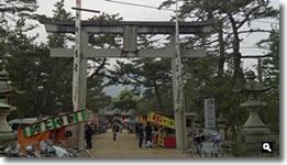 2013年 津田石清水神社 春市の写真
