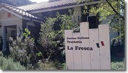 香川県さぬき市津田町イタリア料理専門店トラットリア ラ フレスカ(Trattoria La Fresca)の写真