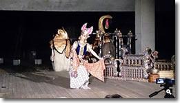 2014年8月2日 津田石清水神社 夏越祭 ジャワ舞踊の写真