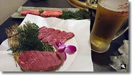 2017年9月23日 讃岐酢津田町鶴羽「喰樽の焼き肉」の写真