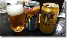 2021年4月10日 アサヒ生ジョッキ缶で他のビールを注いだ写真