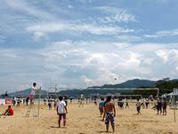 2014年 RSK杯香川県ビーチバレーさぬき津田フェスティバル の写真⑧
