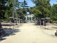 2018年5月12日 「津田石清水神社・賀茂神社 春市」の写真①