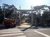 2019年5月11日(土)津田石清水神社春市の出店の写真②